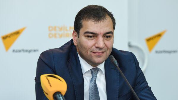 Dövlət Turizm Agentliyinin sədri Fuad Nağıyev - Sputnik Azərbaycan
