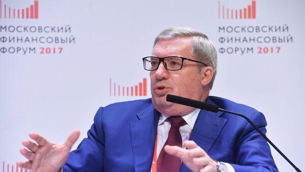 Rusiyanın Krasnoyarsk vilayətinin qubernatoru Viktor Tolokonski - Sputnik Azərbaycan