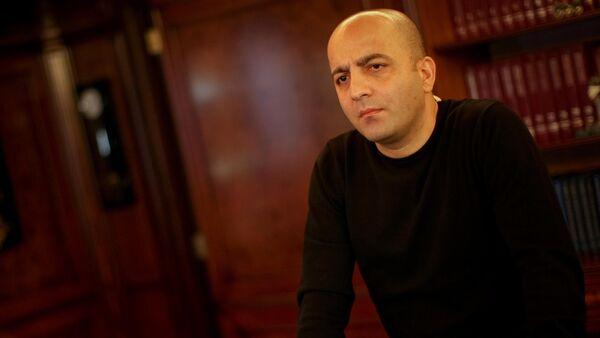 Palmali Holdingin rəhbəri Mübariz Mənsimov - Sputnik Azərbaycan