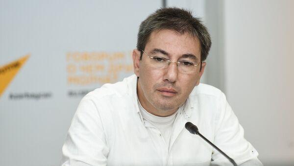 Ильгар Велизаде - Sputnik Азербайджан