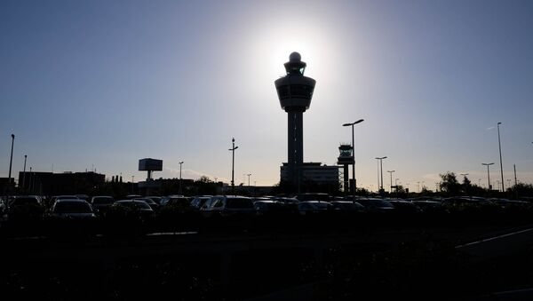 Schiphol hava limanı - Sputnik Azərbaycan