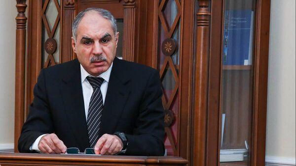 Военный прокурор Азербайджана Ханлар Велиев - Sputnik Азербайджан