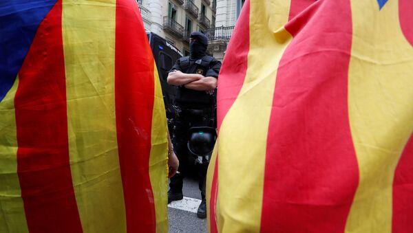 Референдум о независимости Каталонии - Sputnik Азербайджан