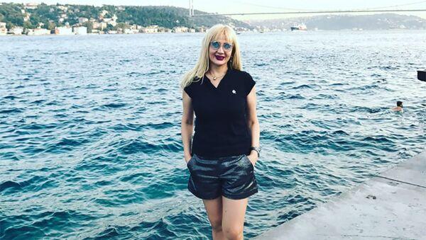 Народная артистка Азербайджана Малейка Асадова - Sputnik Азербайджан