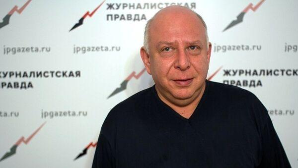 Публицист, руководитель Московского политологического клуба Евгений Бень - Sputnik Азербайджан