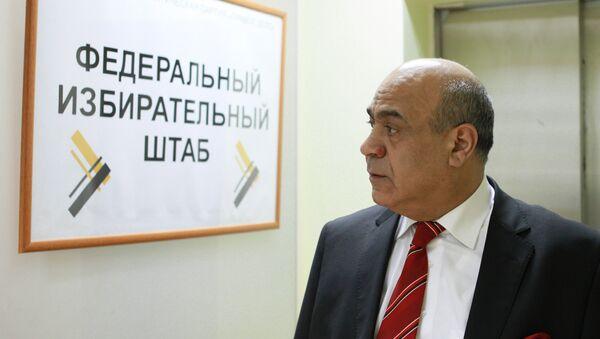 Президент Гильдии российских адвокатов Гасан Мирзоев, фото из архива - Sputnik Азербайджан