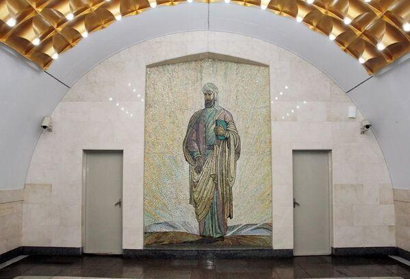 Станция Низами Бакинского метрополитена после реконструкции - Sputnik Азербайджан