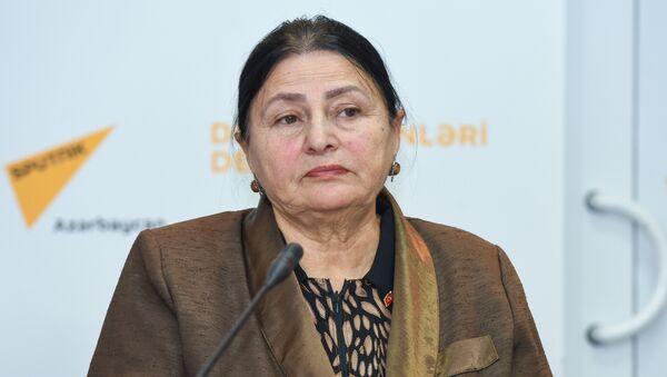 Эксперт в области образования Малахат Муршудли - Sputnik Азербайджан