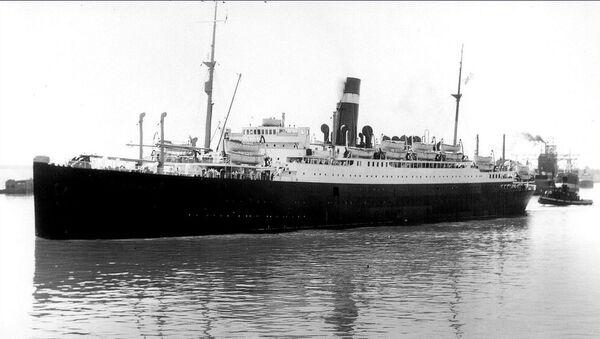 Ateniya döyüş gəmisi - Sputnik Azərbaycan