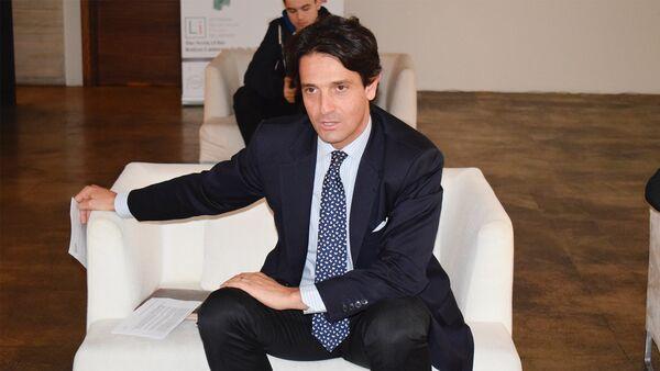 Посол Италии в Азербайджане Аугусто Массари - Sputnik Азербайджан