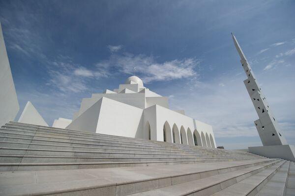 Мечеть в Ордосе - Sputnik Азербайджан