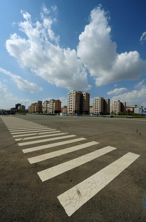 Жилые кварталы Ордоса - Sputnik Азербайджан