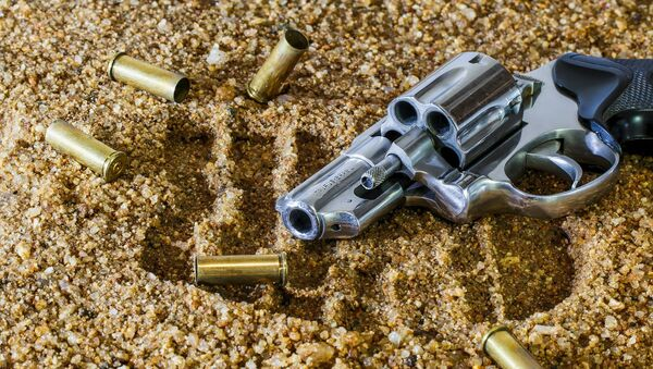 Пистолет - Sputnik Azərbaycan