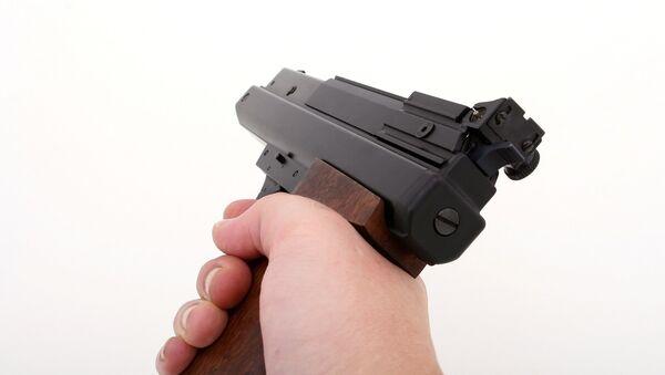 Пистолет. Архивное фото - Sputnik Азербайджан