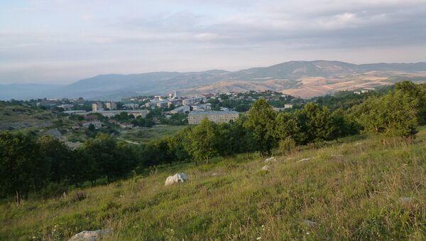 Cəbhə bölgəsi - Sputnik Azərbaycan