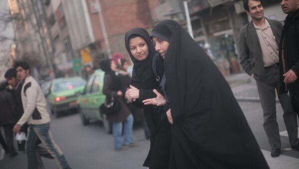 İran əhalisi - Sputnik Azərbaycan