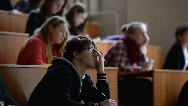 Студенты - Sputnik Азербайджан