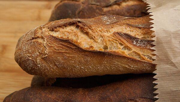 Хлеб, фото из архива - Sputnik Azərbaycan