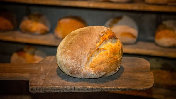 Хлеб, фото из архива - Sputnik Азербайджан