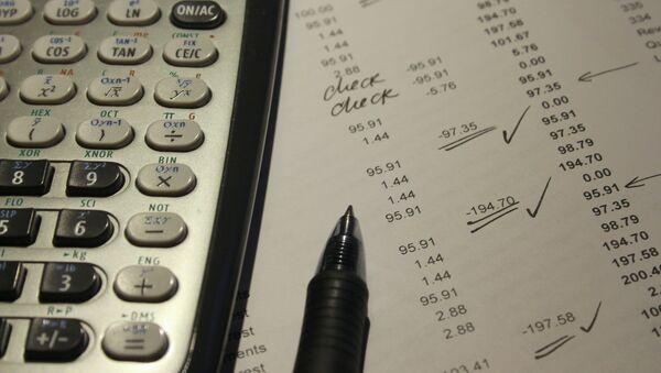 Финансовые расчеты - Sputnik Азербайджан