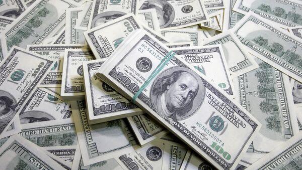 ABŞ dollarları - Sputnik Azərbaycan