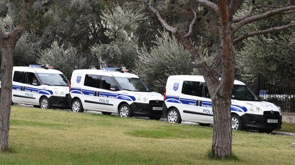 Polis, arxiv şəkli - Sputnik Azərbaycan