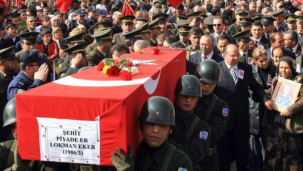 Şəhid polis - Sputnik Azərbaycan