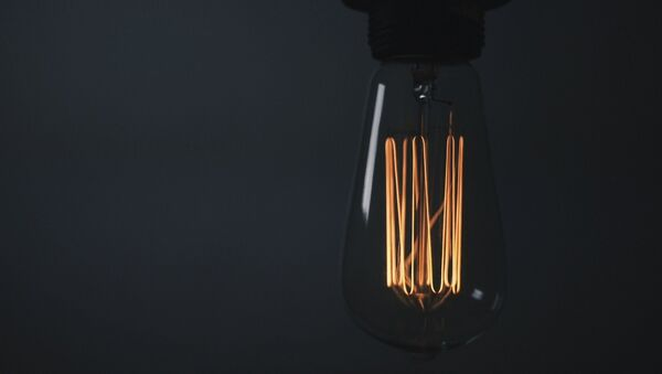 Электричество, фото из архива - Sputnik Azərbaycan