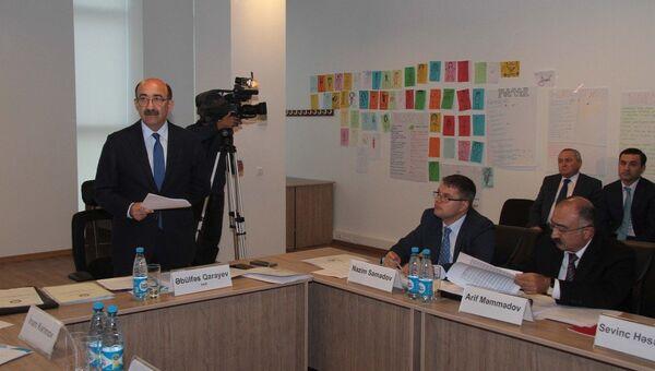 В Министерстве культуры и туризма прошло заседание Совета по туризму - Sputnik Азербайджан