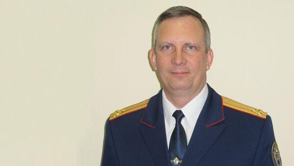 Виталий Вехов - Sputnik Азербайджан