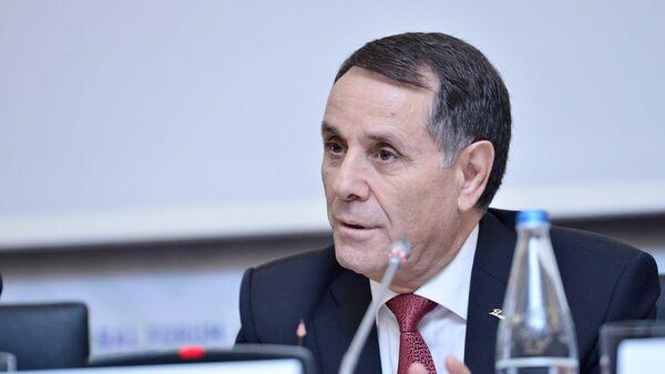 Заместитель руководителя Администрации Президента Азербайджана Новруз Мамедов - Sputnik Азербайджан