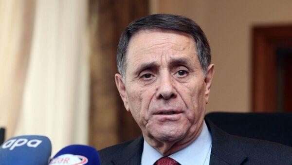 Новруз Мамедов, заместитель главы администрации Президента Азербайджана - Sputnik Азербайджан