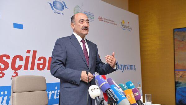 Абульфас Гараев, министр культуры и туризма Азербайджана - Sputnik Азербайджан