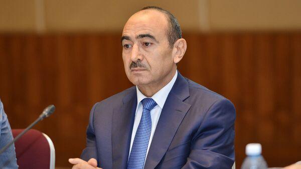 Али Гасанов, помощник по общественно-политическим вопросам Президента Азербайджана - Sputnik Azərbaycan