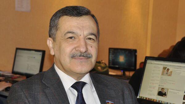 Aydın Mirzəzadə - Sputnik Azərbaycan