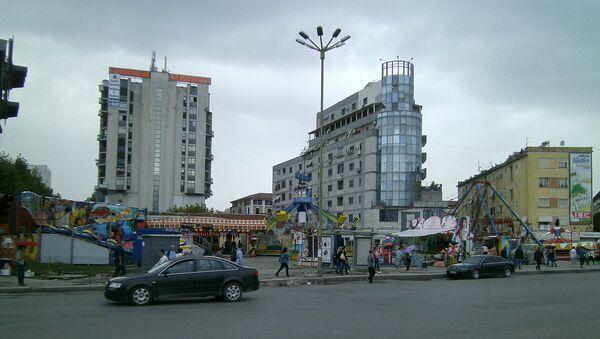 Tirana şəhəri - Sputnik Azərbaycan