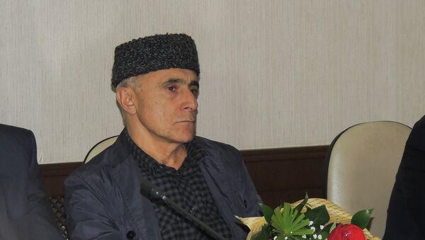 Народный артист Азербайджана Алим Гасымов - Sputnik Azərbaycan
