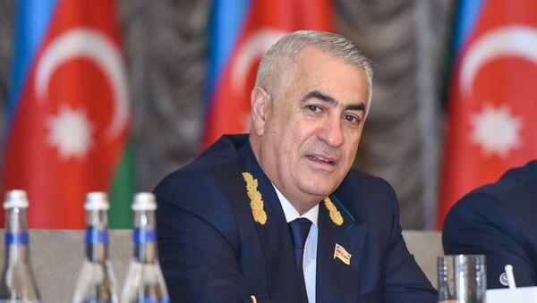 Azərbaycan Dəmir Yolları QSC-nin sədri Cavid Qurbanov - Sputnik Azərbaycan