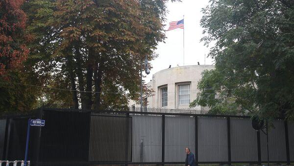 Здание посольства США в Анкаре - Sputnik Азербайджан