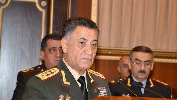Daxili işlər naziri Ramil Usubov - Sputnik Azərbaycan