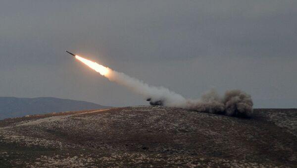 Учения ПВО Азербайджана - Sputnik Азербайджан