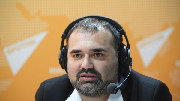 Балаш  Касумов - Sputnik Азербайджан
