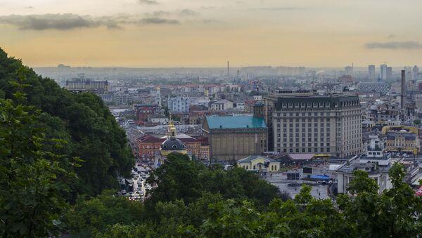 Kiyev şəhəri - Sputnik Азербайджан