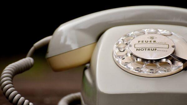 Telefon, arxiv şəkli - Sputnik Azərbaycan