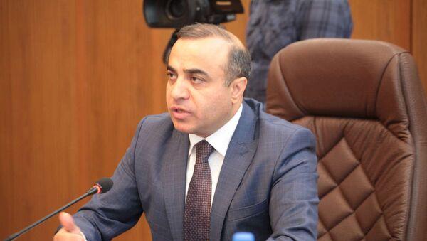 Milli Məclisin deputatı Azay Quliyev - Sputnik Azərbaycan