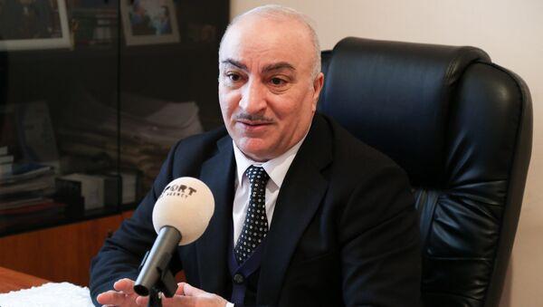 Tahir Kərimli - Sputnik Azərbaycan