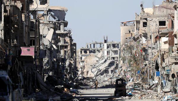 Ракка, фото из архива - Sputnik Азербайджан