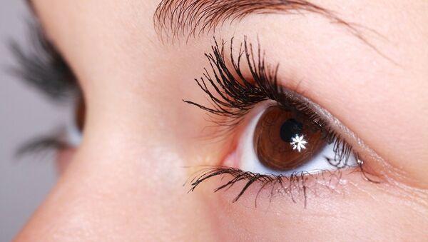 Человеческий глаз. Архивное фото - Sputnik Азербайджан