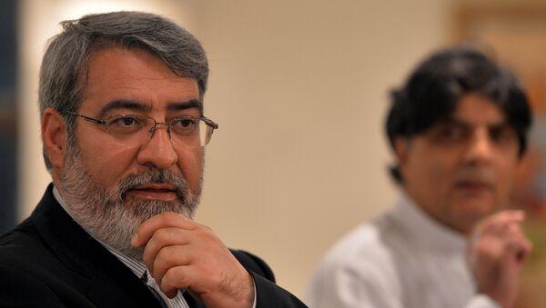 Абдулрза Рахмани Фазли глава МВД Ирана, фото из архива - Sputnik Азербайджан