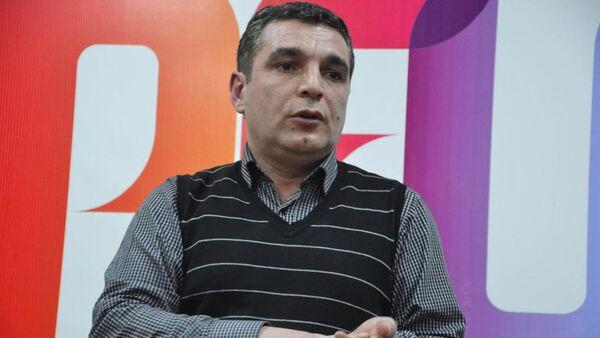 Эксперт-экономист Натик Джафарли - Sputnik Азербайджан